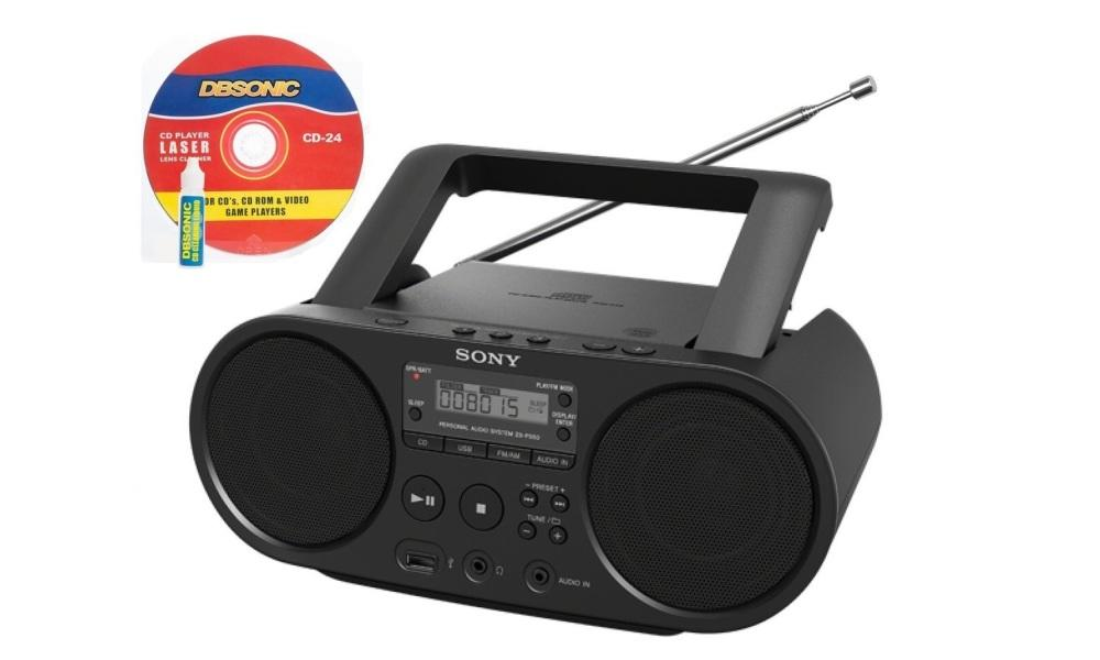 Sony Portable Full Range Stereo Boombox Review