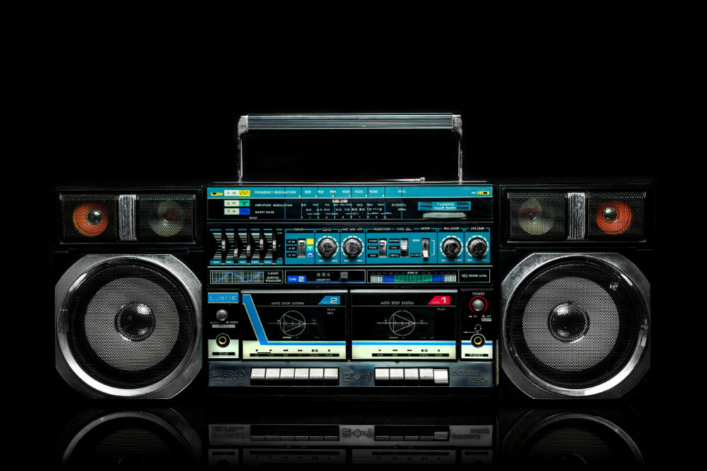 Rechargeable DIY Boombox: How to Make One