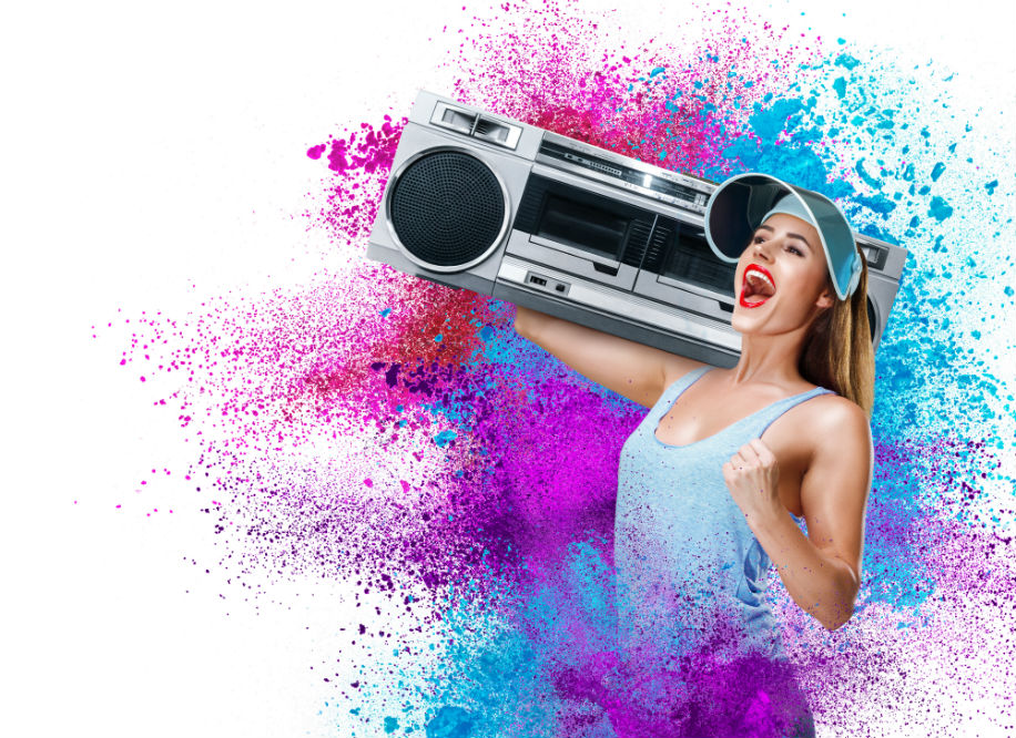 The Loudest Portable Boomboxes