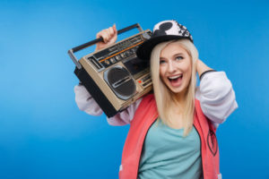 Old School Boombox Bluetooth: The New Trend in Wireless Speakers