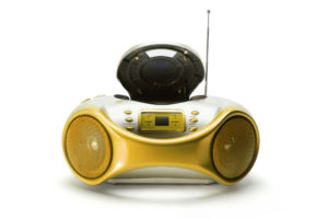 Curtis Sylvania SRCD243 Portable CD Player (Boombox) Review
