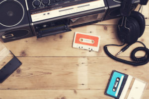 How to Record from a Boombox into a Mac