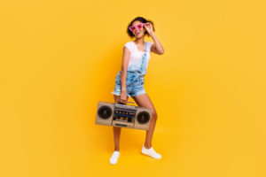 Supersonic Retro Collection Boombox: New Twist on Classic
