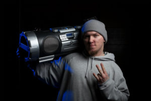 Woozik S12B Bluetooth Boombox: The Ultimate Party Speaker